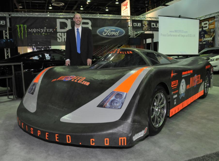 Joe Justice Built A 100mpg Car Using Principles Of Agile Lean And